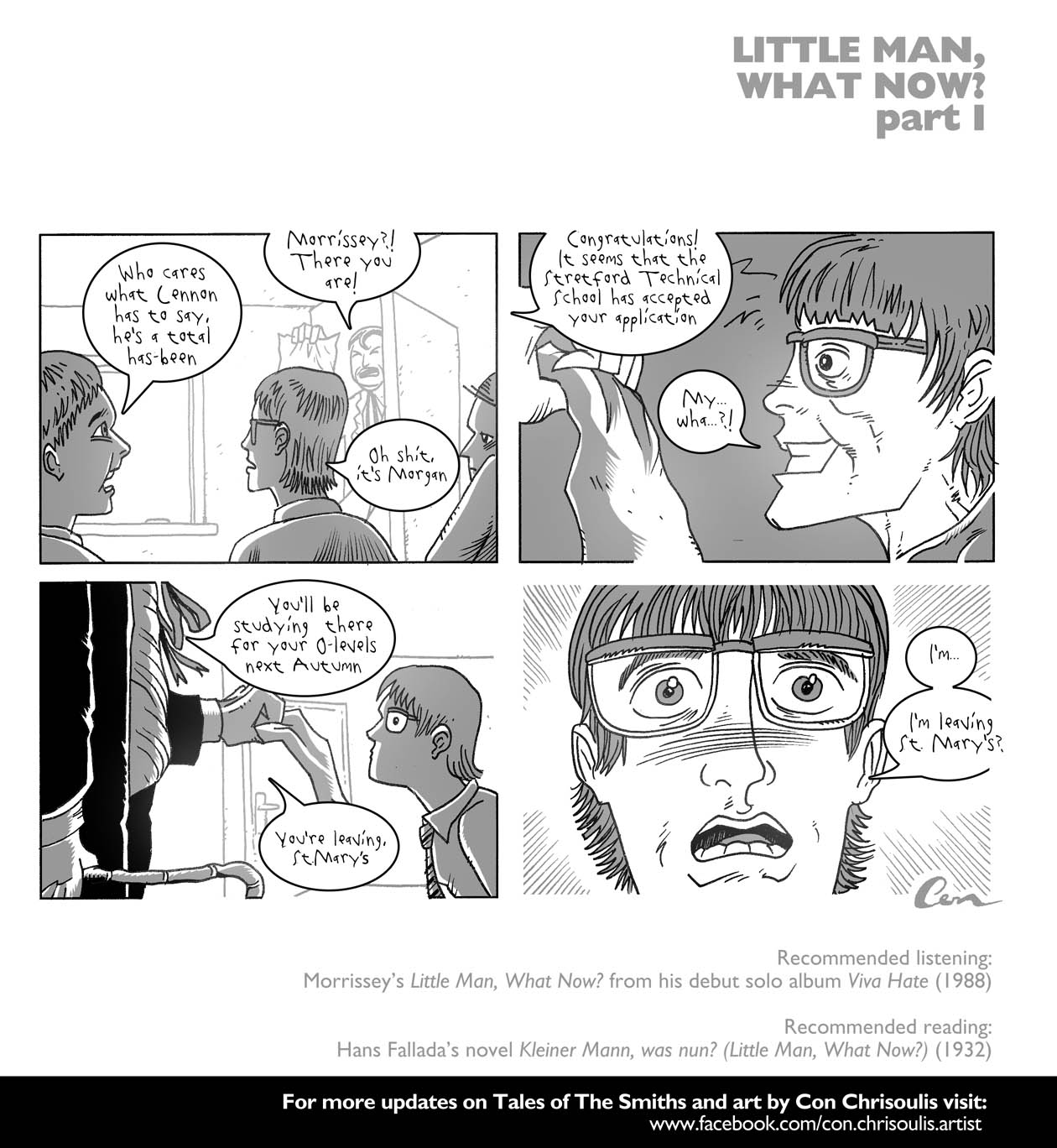 Tales of The Smiths English Version