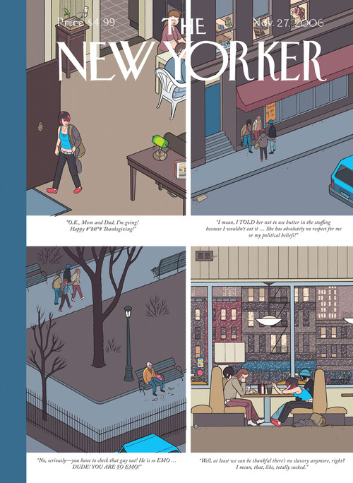the new yorker