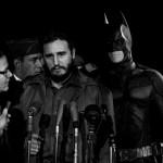 fidel castro and batman