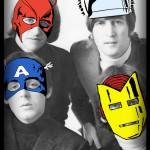 superheroes revealed beatles