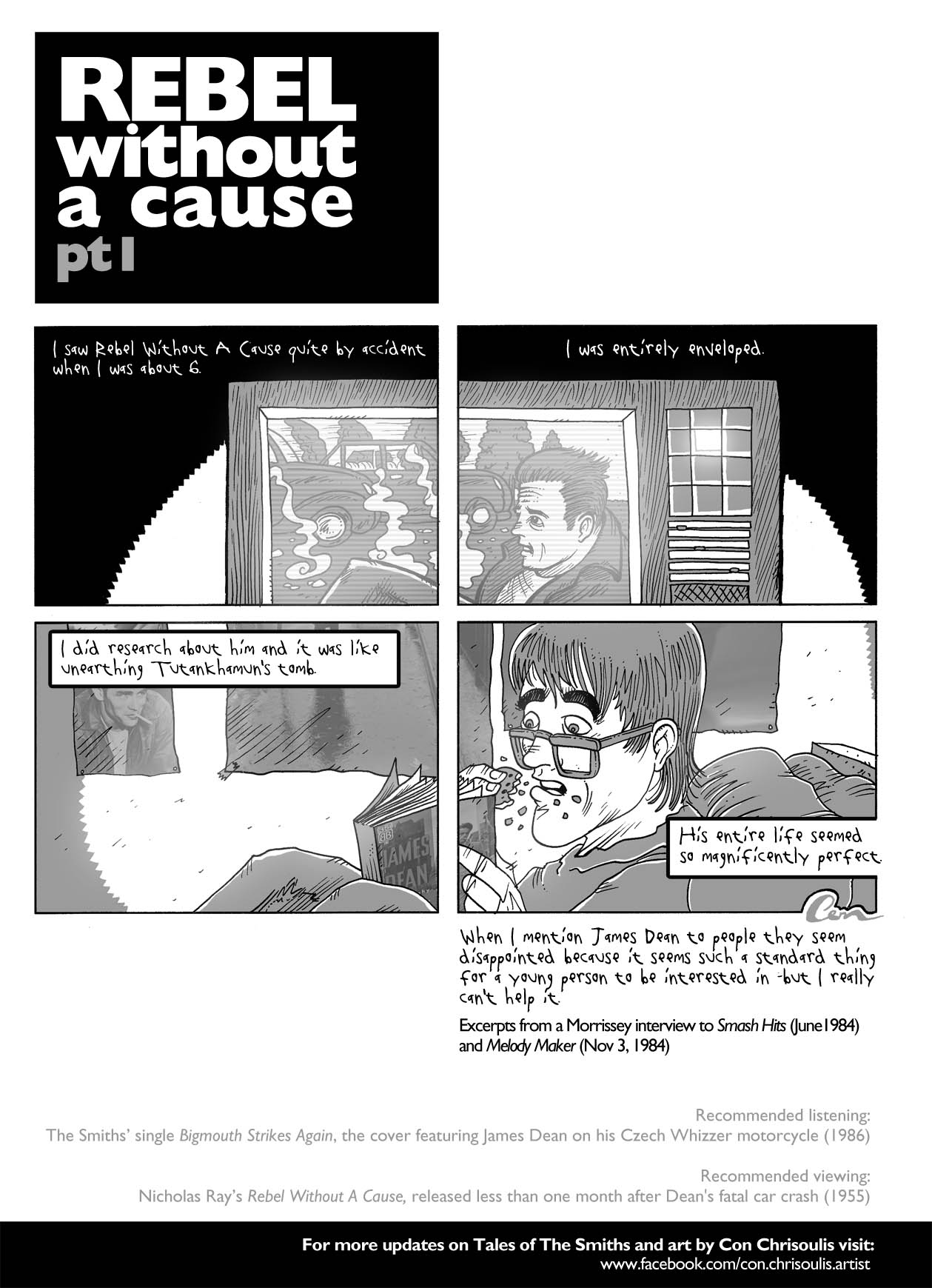 TALES OF THE SMITHS#76 ENGLISH VERSION