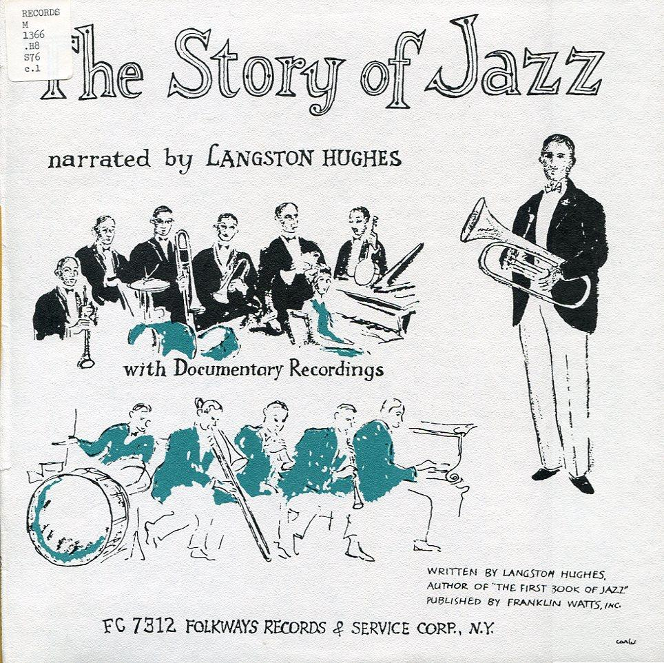 Hughes - Story of Jazz LP - 001