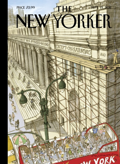 the new york