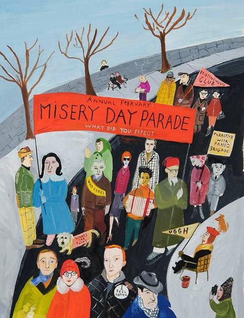 misery parade