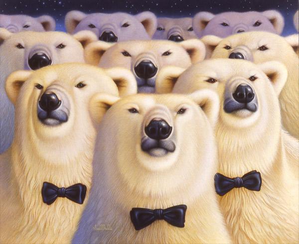 1 braldt bralds polar bears st. louis zoo