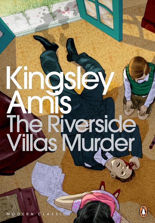Riverside Villas Murder-1