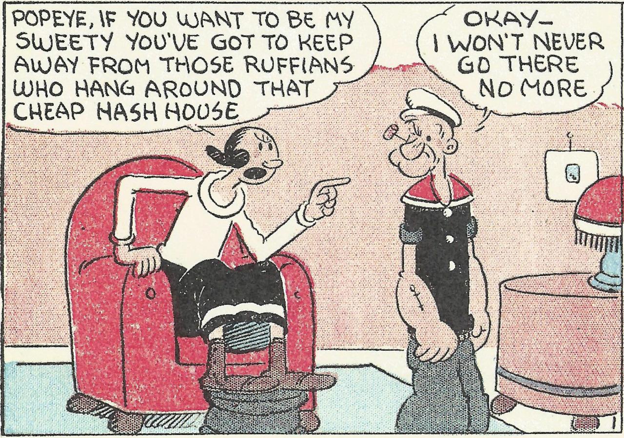 Popeye Panels