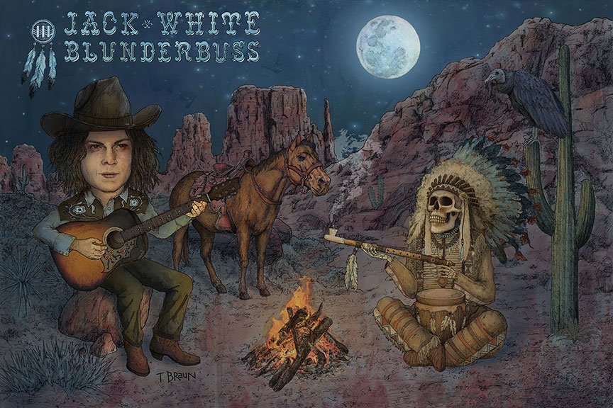Jack-White-Blunderbuss