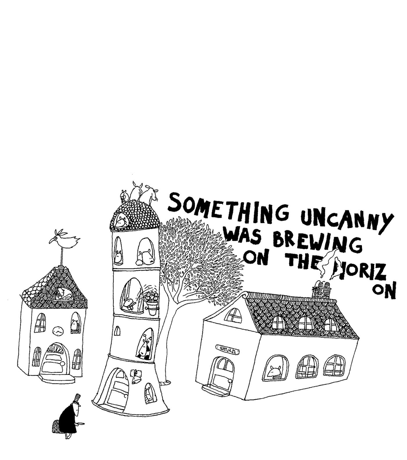 something uncanny_