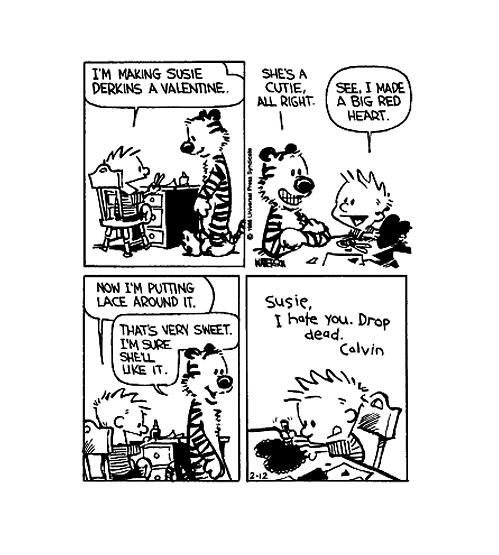 Calvin &Hobbes