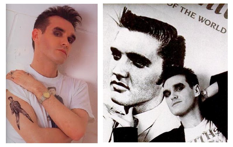 Glam Rock n Roll Morrissey - 1987 Shoplifters of the World Unite