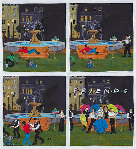 Friends theme