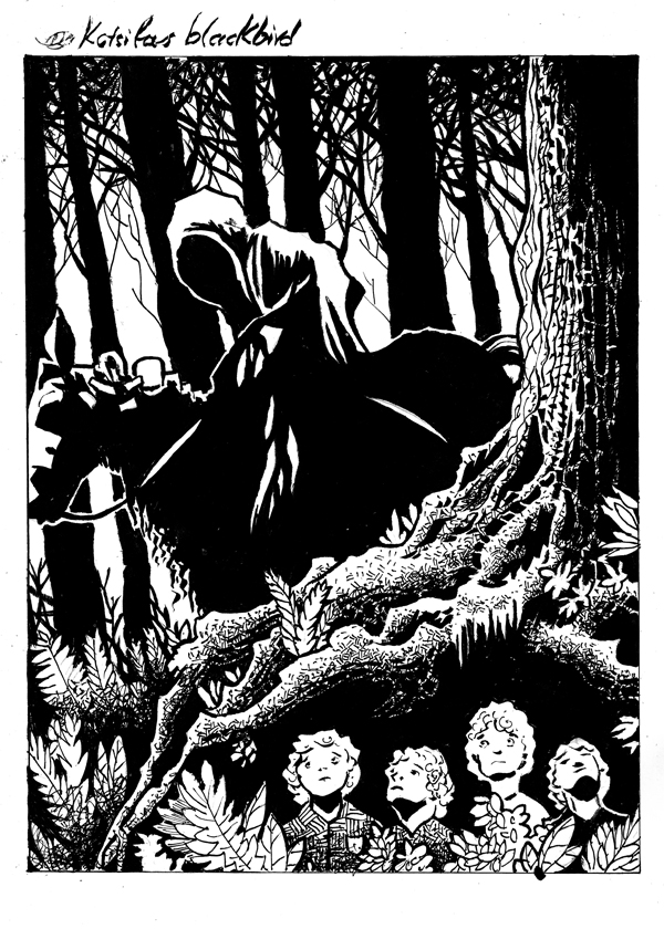 lord of the rings so comic