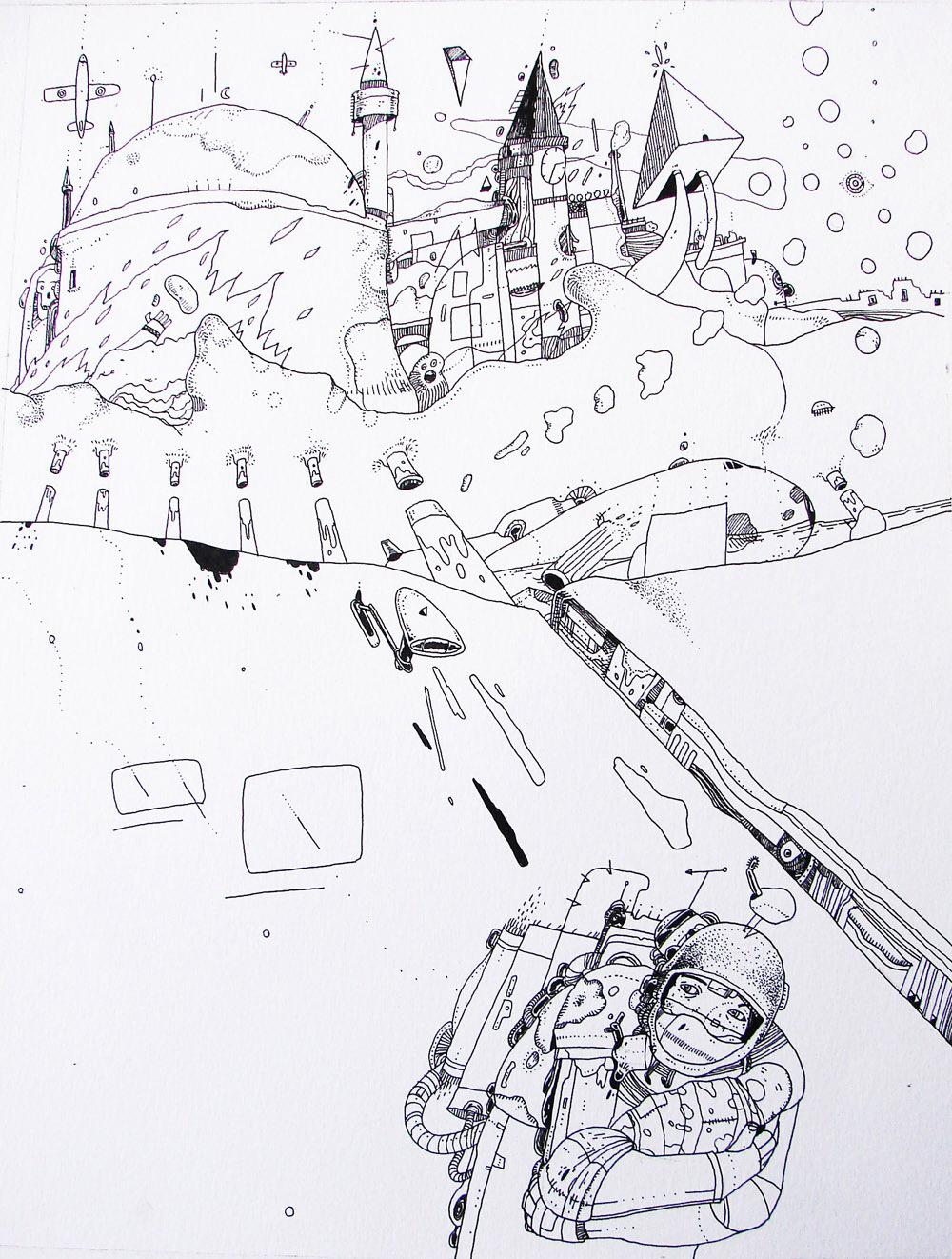 Lef Kiort Sketches