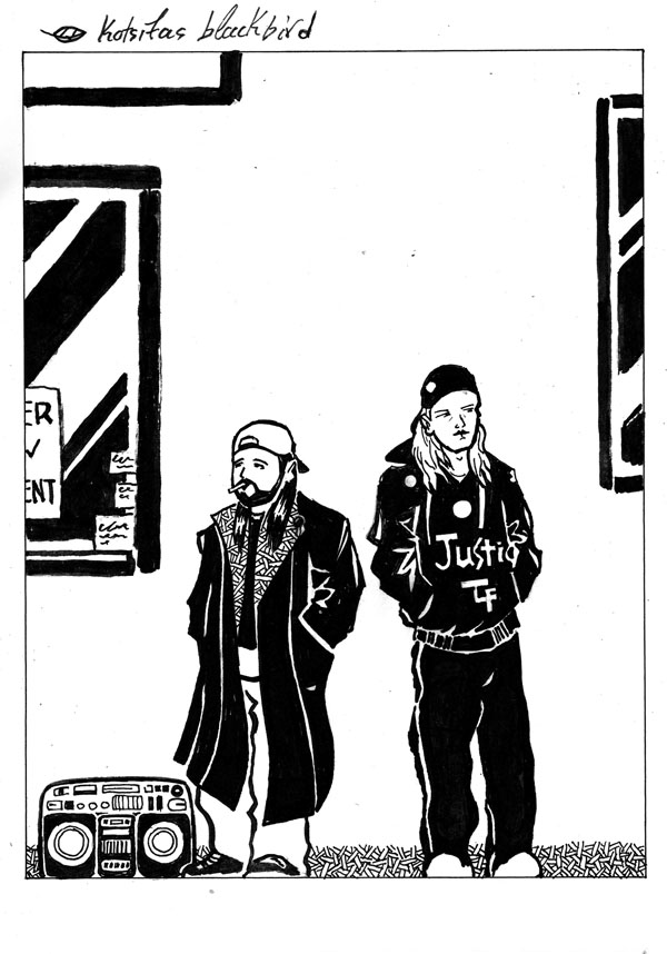 clerks for socomic