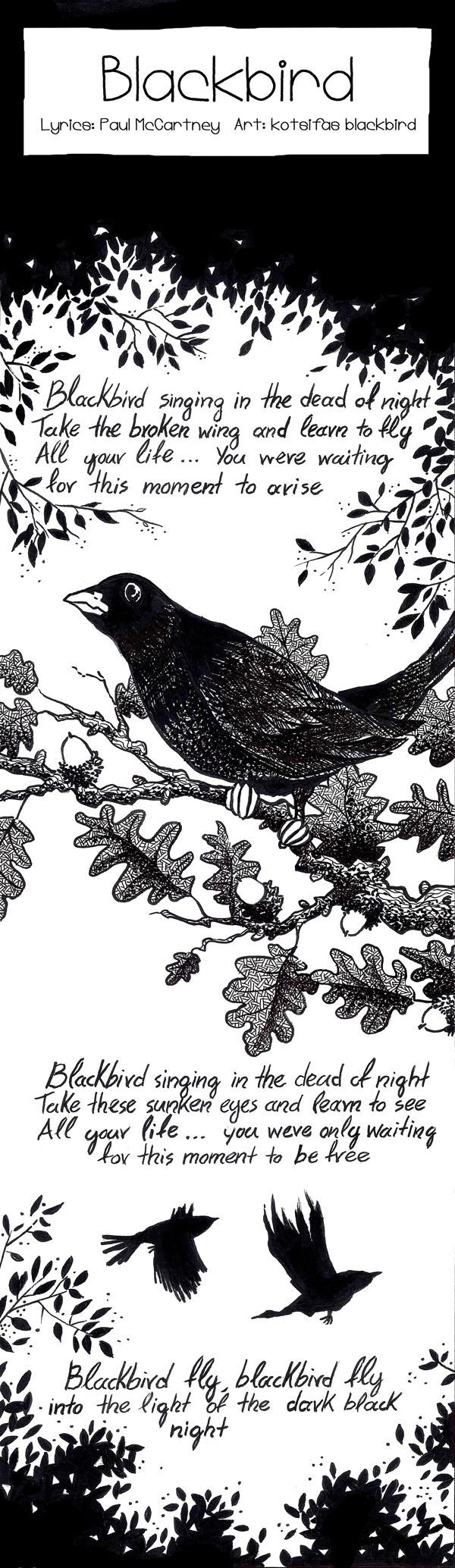 blackbird socomic