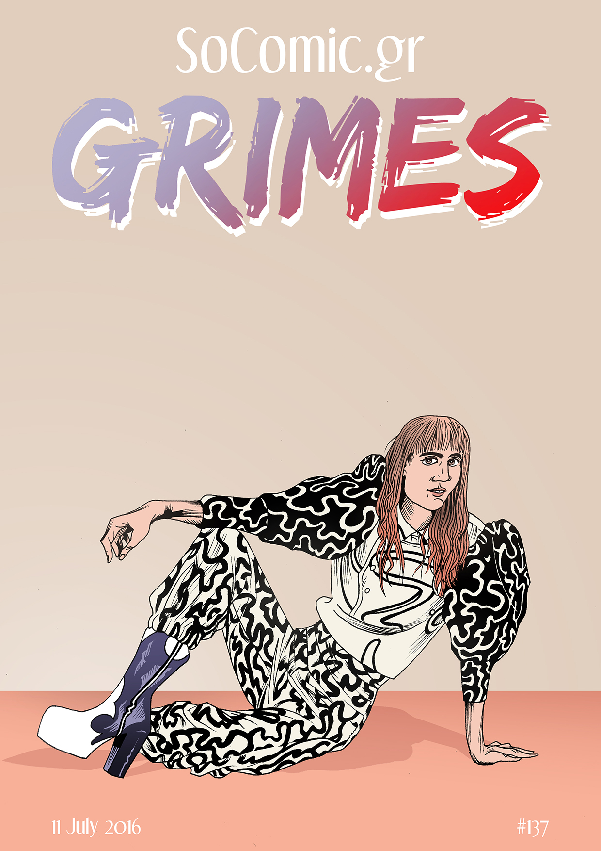 Grimes SoComic by Con Chrisoulis_sm